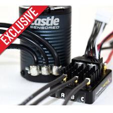 NEW Castle 1/18 Mamba Micro X ESC w/1406-2850kv Sens Motor FREE US SHIP