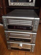 Denon M10 Super Micro Component System 3 CD-Changer, Tuner Amplifier, UDRA-M10