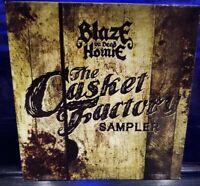 Blaze Ya Dead Homie - The Casket Factory CD Sampler twiztid majik ninja ent icp