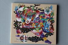 Little Dragon – Machine Dreams     [VGC CD]  (REF TS)