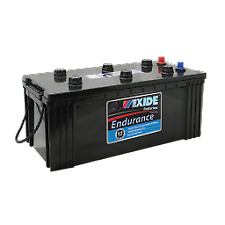 Exide Endurance N150MF Truck Battery - Commercial Use