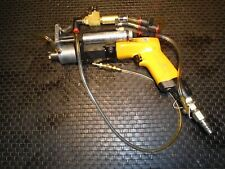 Atlas Capco LBS24-H045-40 Air Drill W/ Cooper 80-066-02 Hydraulic Feed