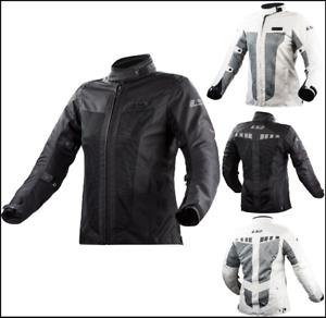 LS2 Predator Lady Motorcycle Motorbike Waterproof Textile Touring  Jacket
