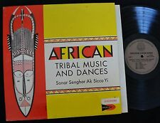 Africa Counterpoint 5513 Tribal Music And Dances
