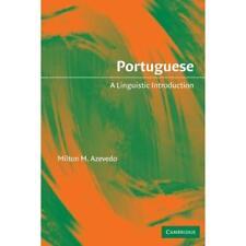 Portuguese Linguistic Introduction Milton M. Paperback 9780521805155 Cond=LN:NSD
