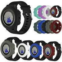 New Silicona Funda Banda Correa Sleeve Cover Case para Garmin Fenix 5X GPS Watch