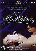 Blue Velvet Special Edition DVD R4 very good condition