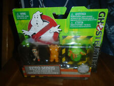 Ghostbusters Ecto Minis Figures Abby, Slimer, Split Ghost 2016