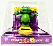 Solar Powered Dancing Animated Bobble Toys (2 Styles Left) FREE RETURNS
