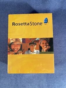 New Sealed Rosetta Stone Spanish{Latin America Version 3 Level 1, 2, 3, 4, 5 1-5