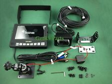"Weldex RV Motorhome 7 "" Rear View Monitor System WDRV-7063 With Motorized Camera"