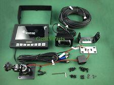 "Weldex RV Motorhome 7 "" Rear View Monitor System WDRV-7063 With Motorized Camera"