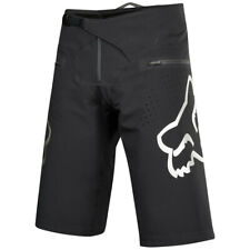 Fox Flexair Shorts - Black/Chrome