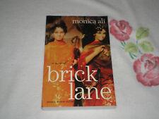 BRICK LANE by MONICA ALI     +ARC+  -JA-