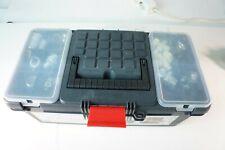 Werkzeugkasten mit diversen Sanitär Artikel Werkzeugkoffer Tchibo M-2310