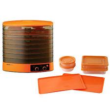 J-ONE JDF-300H Food Dryer Dehydrator Machine Antibacterial 7 Tray with Timer