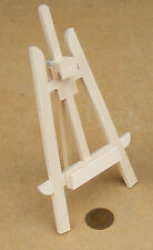15.5cm Wooden Art Artists Mini Easel Stand Painting Dolls House Miniature Craft