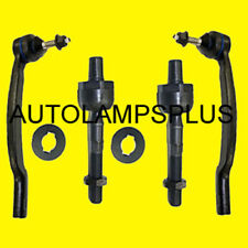 Volvo XC70 XC90 Inner & Outer FRONT Tie Rod KIT SET 30760806 30760807 274353 NEW