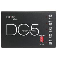 CIOKS DC5 Link Effect Pedal Power Supply