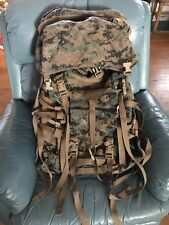 USMC ILBE 2nd Gen Rucksack With Assault Pack And Radio Pouch