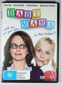 Baby Mama DVD FREE POST