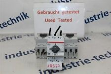 ABB MS325 Dispositivos de protección de motor Cortacircuitos Interruptor