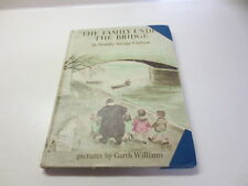 The Family Under the Bridge by Natalie Savage Carlson pictures Garth Williams