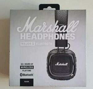 Marshall Major II Bluetooth Brand New Original Major 2 Bluetooth Headphones