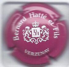 Capsule de champagne Hatte Bernard Nouvelle couleur