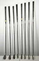 Set of 8 Tigress G Lynx Graphite Golf Club Irons (3/4/5/6/7/9/P/S) RH