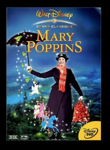 Mary Poppins - Julie Andrews - DVD - NEUF - VERSION FRANÇAISE