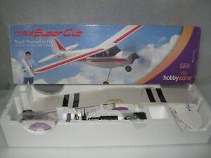 New MINI SUPER CUB RC AIRCRAFT by HobbyZone w/ ACT Anti-Crash Technology HBZ4800