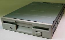 "1.44 MB Floppy Diskettenlaufwerk 3,5"" Zoll Grau  FDD PC  Floppy Disk Drive"
