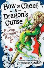 How to Cheat a Dragon's Curse (Hiccup), By Cressida Cowell,in Used but Acceptabl