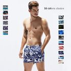 SEOBEAN NEW Men's swimwear shorts casual summer beach pants Board Shorts