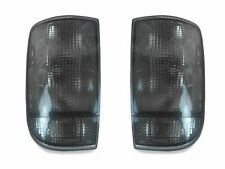 DEPO 1998 1999-2001 OLDSMOBILE BRAVADA SMOKE SMOKED REAR TAIL LIGHTS NEW PAIR