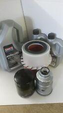 Mitsubishi L200 2.5TD 2.5D Oil Air Fuel Filter 7Lt 10W40 Oil Service kit 1994-06