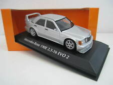 Mercedes-Benz 190E 2.5-16 EVO 2 in silber Maxichamps/Minichamps  1:43  OVP  NEU