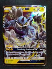 Thundurus GX SM133 Forces of Nature GX - Pokemon Card NM UTRA RARE