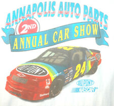 VTG Annapolis Auto Parts T SHIRT Jeff Gordon RACING Maryland NASCAR Rare CHEVY M