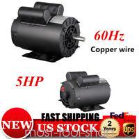 SALE!5 HP SPL General Air Compressor 60Hz Electric Motor 208-230V Copper wire