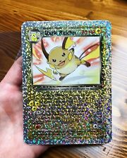 Pokemon Legendary Collection Raichu Box Topper - S3/S4 - LP-NM