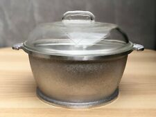 Vintage Guardian Service Cookware–Glass Lid Only for 51X or Breakfast Fryer(Nib)