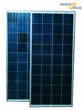 2 nos. of 120 watts Poly crystalline Solar Panel at very affordable prices !!