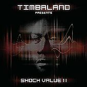 Shock Value II [2-CD] by Timbaland (CD, Dec-2009, 2 Discs, Blackground)