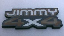 Gmc Jimmy 4x4 Emblem Nameplate Logo Badge Rat Rod
