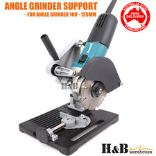Angle Grinder Stand Grinder Holder Cutter Support Cast Iron base 100-125mm T0230