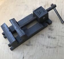 Vintage Wilton Low Profile Drill Press / Milling Vise USA