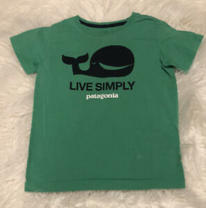 PATAGONIA Kids Shirt.  Size 4t   J1