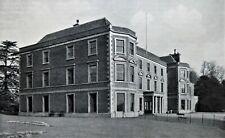 MELCHBOURNE PARK COUNTRY HOUSE BEDFORDSHIRE ST JOHN OF BLETSO PHOTO ARTICLE 1934